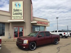 2009 Chevrolet Silverado 1500 LTZ/Lowered/Custom/24's $26987