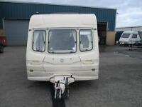 Avondale Wenlock 4 berth touring caravan