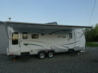 2011 26 foot Timber Ridge Travel Trailer