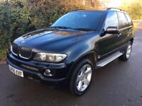 2005 BMW 3.0d Sport Turbo diesel Automatic 4x4 cheaper tax drives great POSSIBLE PART EXCHANGE