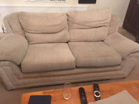 Free sofa for collection, staines