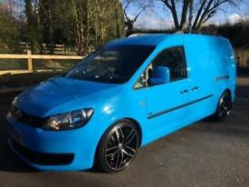 CADDY MAXI VAN 61 REG SPORTS EDITION R/LINE 1.6 C20 TDI 145 BHP 58.000 FSH