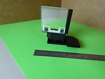 Microscope Part Reichert Leica Polylite Beam Splitter Optics As Is L5-b-05