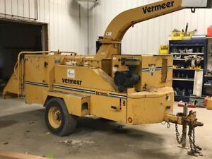 Vermeer WOOD CHIPPER 100 hp