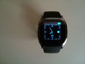 Bluetooth Smart Watch - $55 (leave number in your reply)