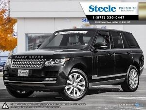2014 Land Rover RANGE ROVER Full Size HSE