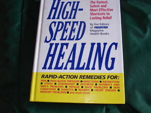 high speed healing