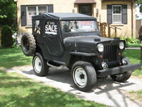 Willys Jeep New price. Get ready for winter