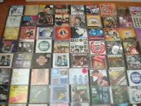 ONE HUNDRED CDs - ZEPPLIN - PINK FLOYD - BEATLES - NORTHERN SOUL - DYLAN