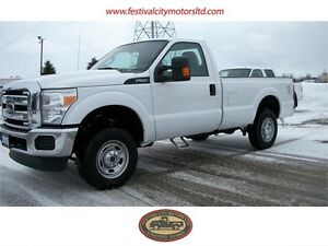 2015 Ford Super Duty F-250 SRW XL 8' Box | CERTIFIED