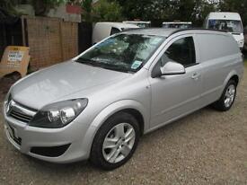 2012 Vauxhall Astravan 1.7CDTi 16v ( 110PS ) Sportive NO VAT MILES GUARANTEED