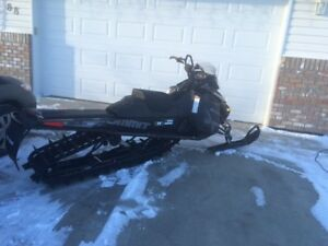 2016 Skidoo Summit X 163 T3