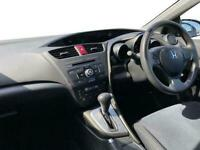 2013 Honda Civic 1.8 I-Vtec Se 5Dr Auto Hatchback Petrol Automatic