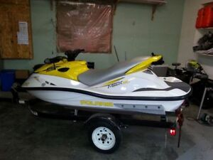 Polaris MSX 110 TURBO with trailer and cover only $4200
