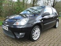 Ford Fiesta Zetec S 16v 3dr PETROL MANUAL 2006/56
