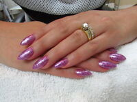 25% off for new clients!  Nails and Esthetics, NW Citadel