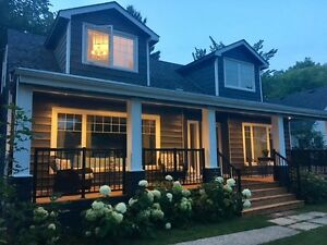 New Modern Basement Suite, Glenora (2 Bdm, 2 Bath) Sept/Oct