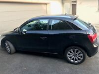 Audi A1 sport TFSI 1.2 3 door hatchback, half leather, elec windows, two owners car, great first car