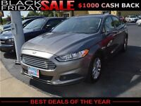 2013 Ford Fusion SE, $49/Week OR $216/Month, ZERO DOWN!