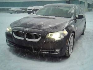 BMW 5 Series Traction intégrale xDrive 535i, NAVIGATION, INTÉRIE
