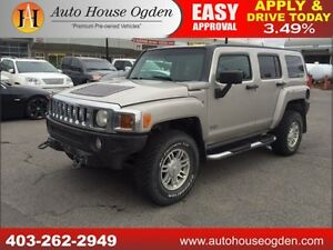 2007 Hummer H3 SUV LEATHER