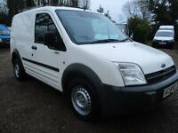 2006 Ford Transit Connect 1.8TDCi T200 SWB NO VAT 100,000 MILES