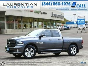 2014 Ram 1500 Sport- SUNROOF!! NAVIGATION!! HEATED SEATS!!