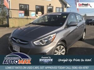 2016 Hyundai Accent GL Hatchback! Auto! A/C! Heated Seats!