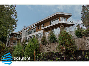 (easyrent.ca) LUXURY 4 BED 5 BATH WEST VANCOUVER HOUSE - NOW