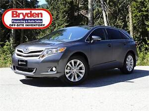 2016 Toyota Venza / 3.5L / AWD **Just 26,000km!**