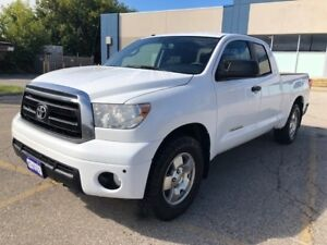 2012 Toyota Tundra SR5|4WD|Double Cab|Heated Mirrors|Accident Fr