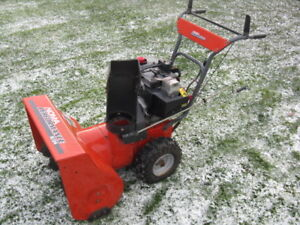Noma Performance 824 Snow Blower 8Hp 24 Inch Cut