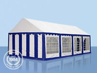 NEW Heavy Duty 04x08m PVC Wedding Party Event Marquee ECO - FOR ALL YEAR USE