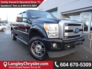 2016 Ford F-350 *ACCIDENT FREE*ONE OWNER*LOCAL BC TRUCK*