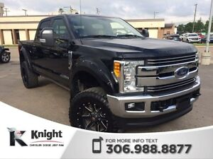 2017 Ford Super Duty F-350 SRW Lariat * TONS of ACCESSORIES *