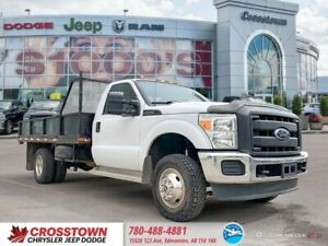 2014 Ford Super Duty F-350 DRW XL