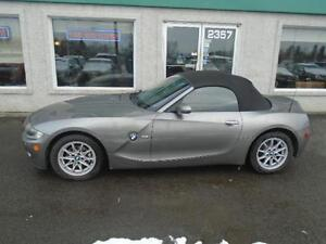 BMW Z4 2,5i 2005 Roadster, Impeccable......Seulement 90000KM!!!