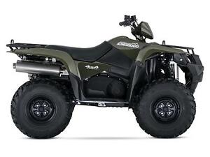 KINGQUAD 750AXI West Island Greater Montréal image 1