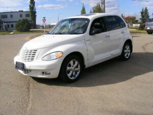 2003 PT CRUISER LIMITED EDITION