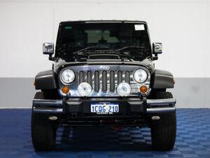 2007 Jeep Wrangler JK Sport (4x4) Black 6 Speed Manual Softtop