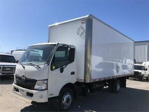 2015 Hino 195 - Straight Truck-20 Ft Aluminum Box