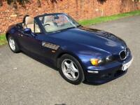 BMW Z3, 2.8 Petrol, Manual
