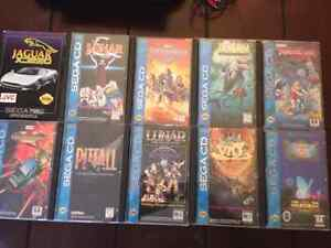 Looking to sell this sega cd games