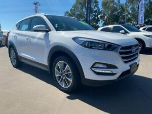 2018 Hyundai Tucson TL MY18 Active X 2WD White 6 Speed Sports Automatic Wagon McGraths Hill Hawkesbury Area Preview