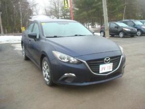 2014 Mazda Mazda3 GX-SKY.... GOOD OR BAD CREDIT, GIVE US A CALL