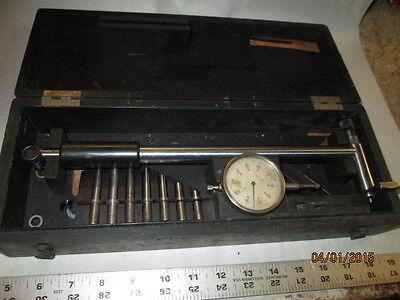 Machinist Tool Lathe Mill Mahr Bore Gage Gauge
