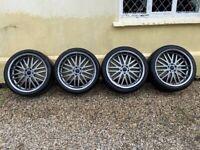 "22"" alloy wheels/tyres - Range Rover Sport/Vogue"