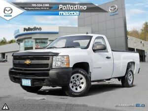 2012 Chevrolet Silverado 1500 WT- GREAT WORK TRUCK- EASY CLEAN F