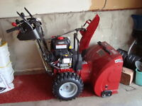 2012 Craftsman 8.5 HP Snowblower