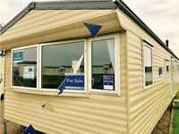 DOUBLE GLAZED, CENTRAL HEATED 3BEDROOM BARGAIN CARAVAN FOR SALE AT SANDY BAY!! CONTACT JACK!!
